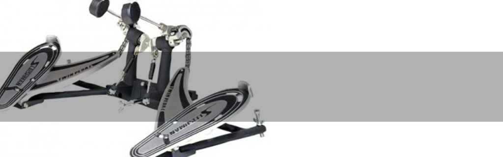 Home Banner TWIN PEDAL