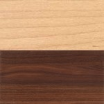 Walnut Maple Sample