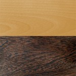 Wenge Birch Sample